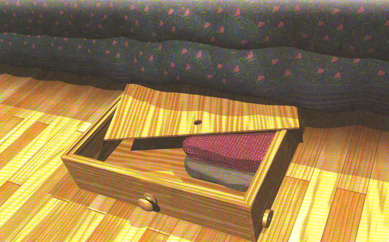 Ящик под кроватью для хранения вещей