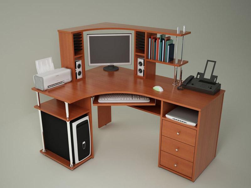 Дизайнерский брак - монитор смешен по отношению к оси клавиатуры