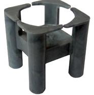 Пластиковый фиксатор стул для арматуры