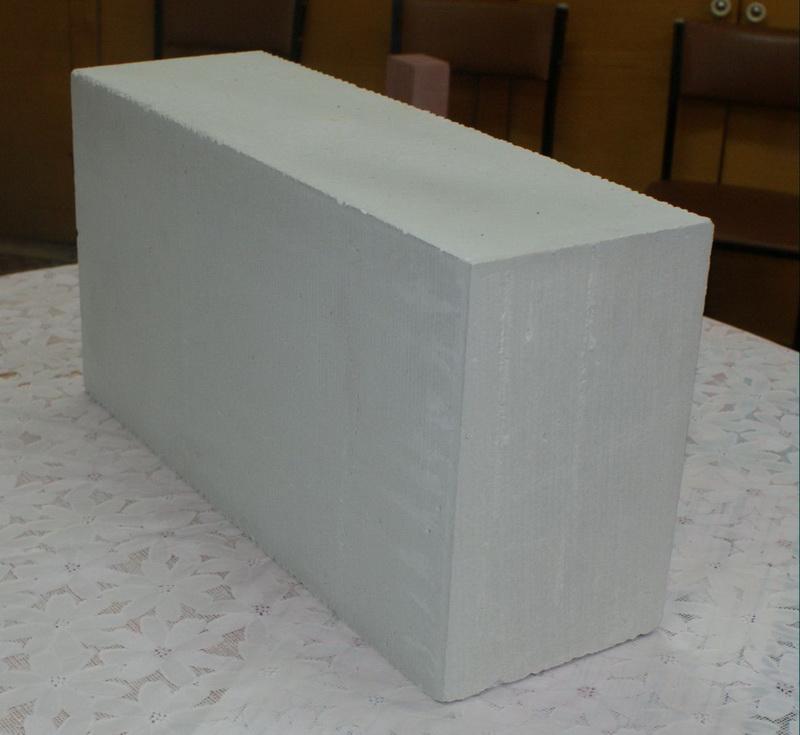 Блок ячеистого бетона
