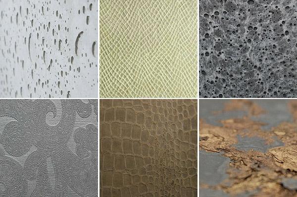 Разновидность декоративного бетона