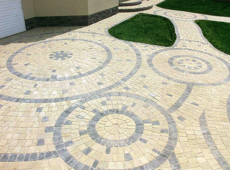 Технология декоративного бетона