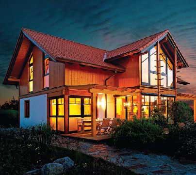 Страхование загородного дома обеспечит безопасность вашего недвижимого имущества и ваше спокойствие