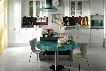 Планировка кухни в доме