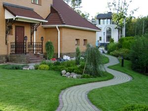 Ландшафтный дизайн, ландшафтный дизайн участка