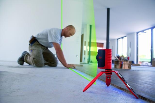 Правильное использование лазерного инструмента
