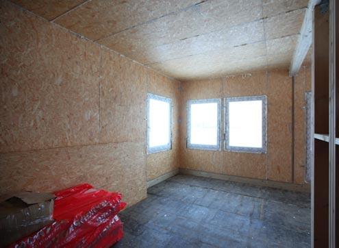 SIP-технология позволяет строить и зимой.
