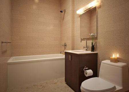 Перепланировка санузла в двухкомнатной квартире