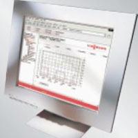 Все данные о работе системы автономного отопление можно увидеть на экране монитора, предварительно установив специальное программное обеспечение.
