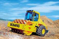 Каток кулачковый фирмы BOMAG