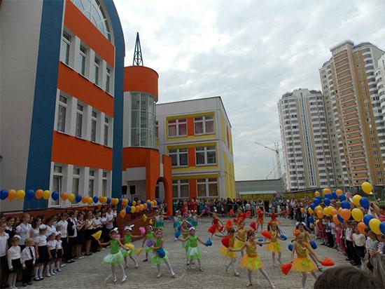 жилой комплекс «Центр-2» г. Железнодорожный