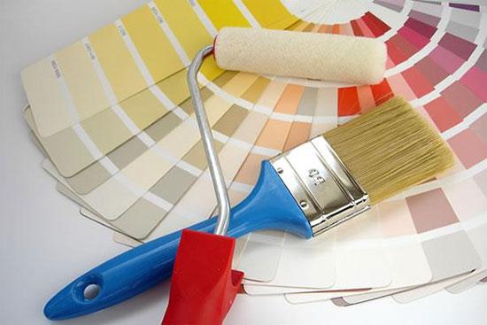 Окраска, окрасочное оборудование
