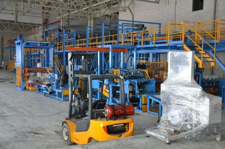 Завод укомплектован самым современным оборудованием итальянской компании BOATO и американского концерна THE RDI Group.