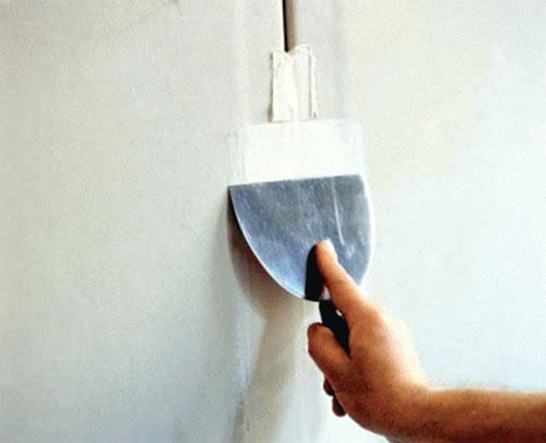 Выравнивание стен своими руками фото 9